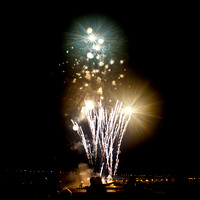2013 Fireworks Spectacular @ Independence Seaport Museum
